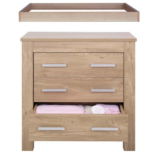 Babystyle Bordeaux Dresser Top