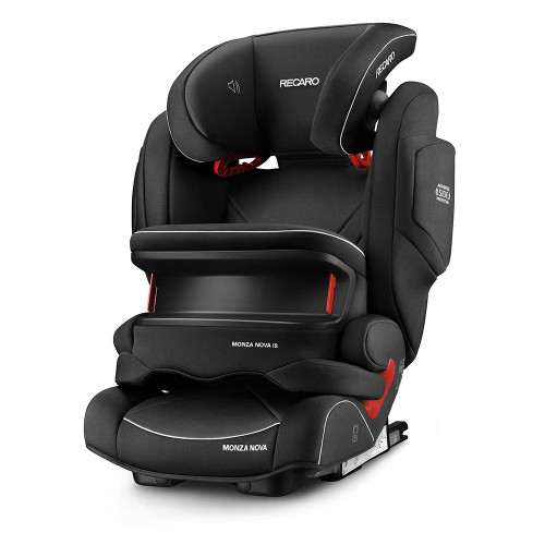 Recaro Monza Nova Seatfix IS - Performance Black