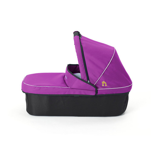 Out 'n' About Nipper V3 Carrycot - Purple Punch