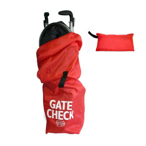 JL Childress Gate Check Stroller Bag - Red