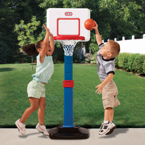 Little Tikes TotSports™ Easy Score Basketball Set Lifestyle