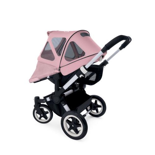 Bugaboo Donkey Breezy Sun Canopy - Soft Pink