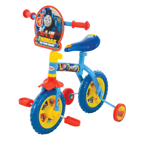 MV Sports Thomas & Friends 2-in-1 10inch Training Bike (to the left)