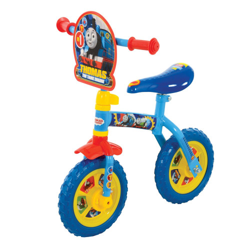 MV Sports Thomas & Friends 2-in-1 10inch Training Bike