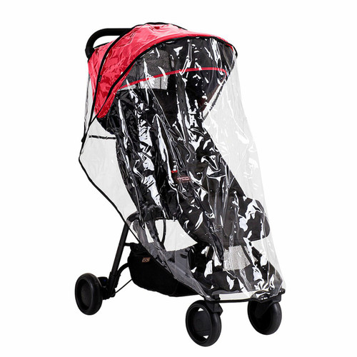 Mountain Buggy Nano All Weather Cover Set (PVC)