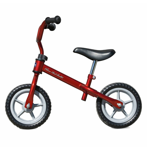 Chicco Red Bullet Balance Bike (Side)