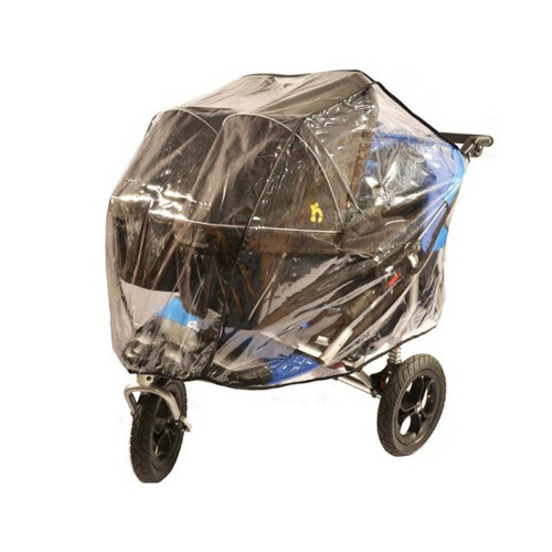 Out 'n' About Nipper Double Carrycot XL Rain Cover