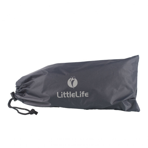 LittleLife Child Carrier Sun Shade - packed