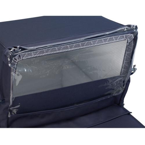 Silver Cross Kensington Rain Shield - Navy