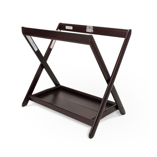 Uppababy Carry Cot Stand - Mahogany