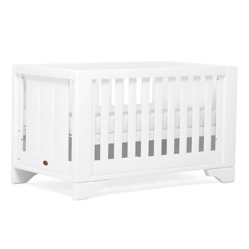 Boori Eton Expandable Cot Bed - White