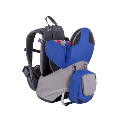 Phil & Teds Parade Carrier - Blue/Grey