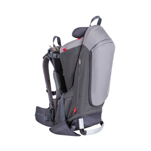 Phil & Teds Escape Carrier - Charcoal/Gray