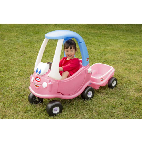 Little Tikes Cozy Coupe Trailer - Pink