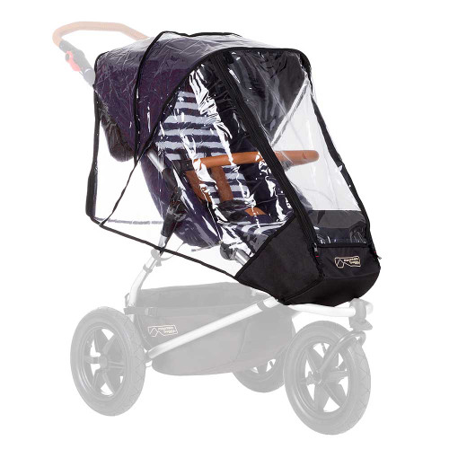 Mountain Buggy Urban Jungle Storm Cover