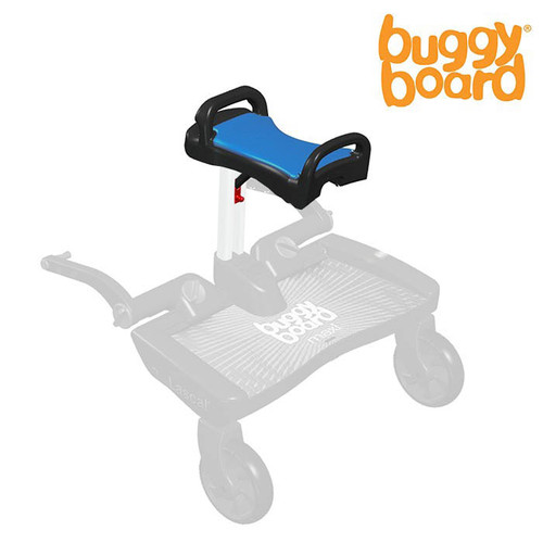 Lascal BuggyBoard Saddle - Blue