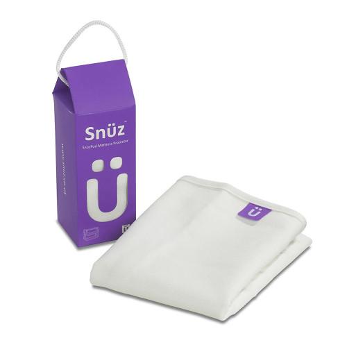 SnuzPod Mattress Protector - White (with Box)