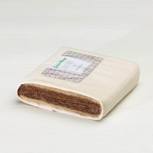 SnuzPod Natural Crib Mattress (Cross section)