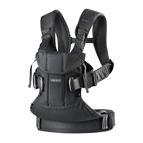 Babybjorn Baby Carrier One Air Mesh - Black