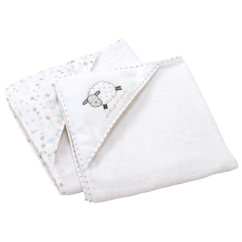 Silvercloud Counting Sheep Cuddle Robes - 2 pack