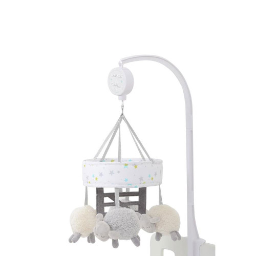 Silvercloud Counting Sheep Mobile