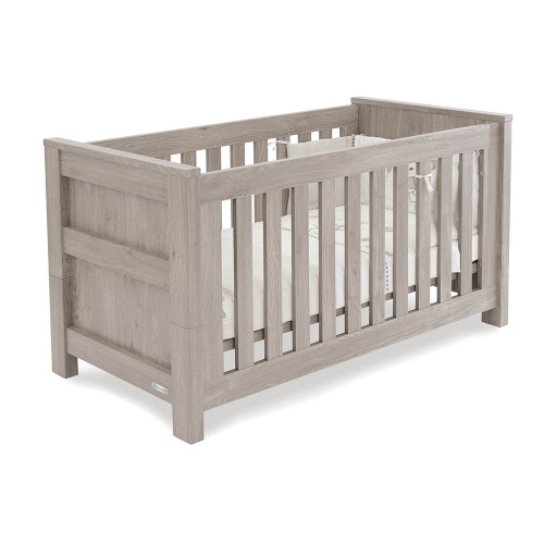 Babystyle Bordeaux Ash Cot Bed