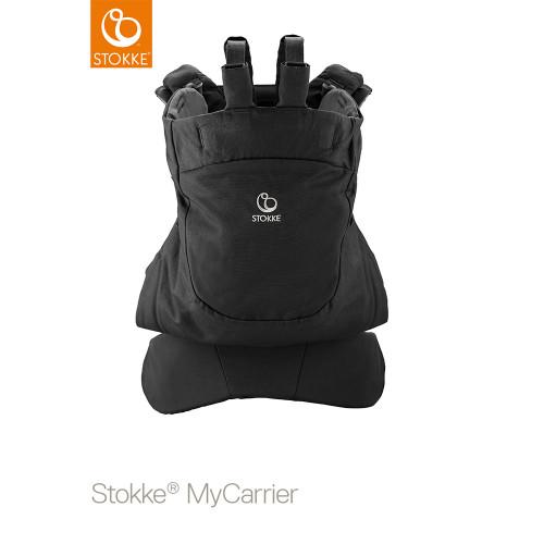 Stokke® MyCarrier™ Front & Back Carrier - Black Mesh
