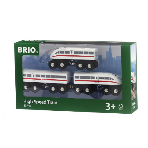 Brio High Speed Train box
