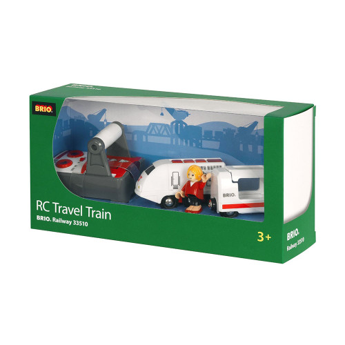 Brio Remote Control Travel Train (Box)