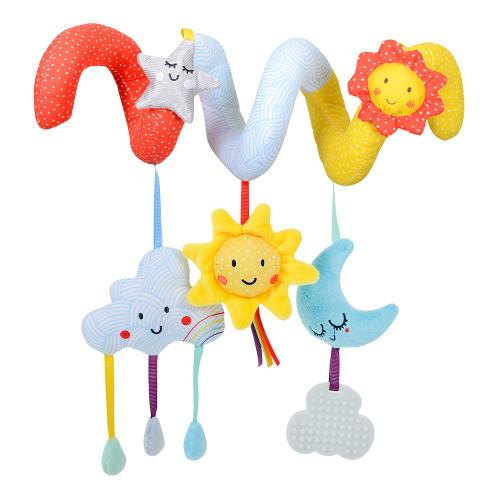 Baby Sensory Say Hello Activity Spiral