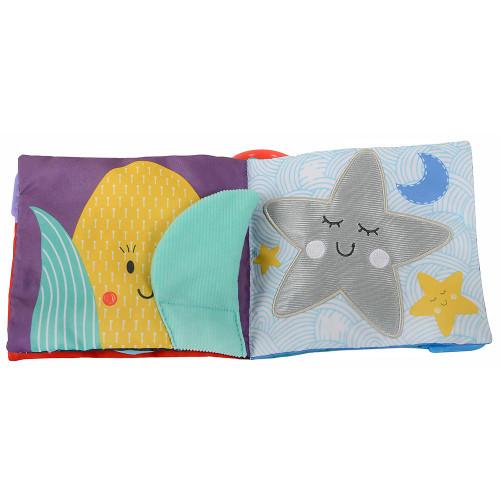 Baby Sensory Say Hello Stroller Book