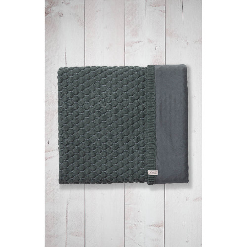 Joolz Essentials Blanket - Honeycomb Anthracite
