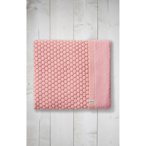 Joolz Essentials Blanket - Honeycomb Pink
