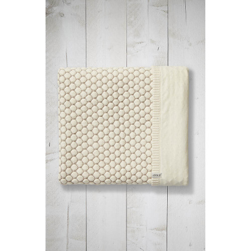 Joolz Essentials Blanket - Honeycomb Off White