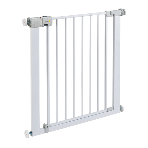 Safety 1st SecurTech® Simply Close Metal Gate - White