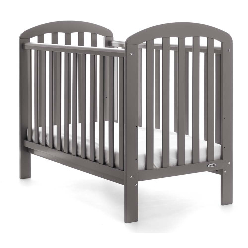 Obaby Lily Cot - Taupe Grey