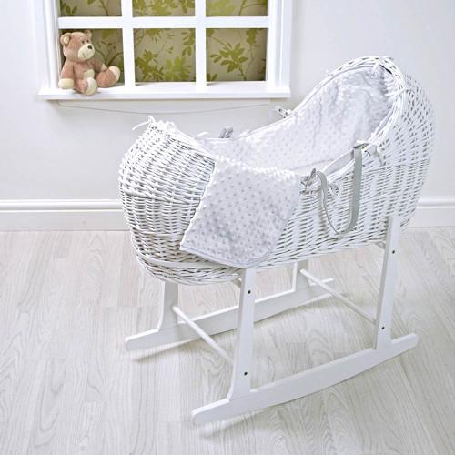 Cuddles Collection Snug Pod - White