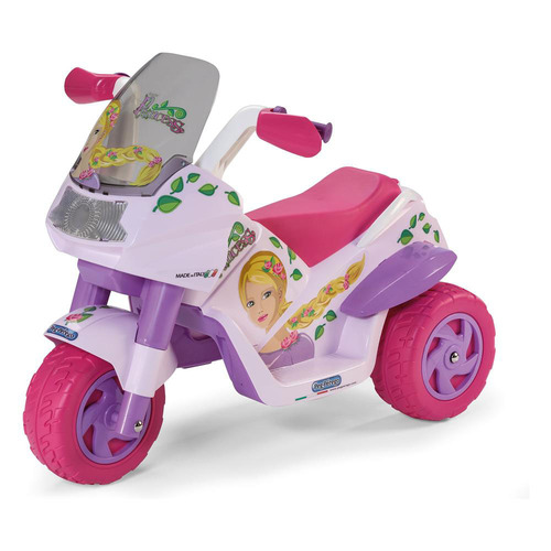 Peg Perego Raider Princess 6V Battery Operated Motorbike
