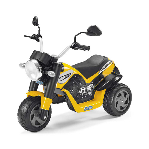 Peg Perego Scrambler Ducati 6V Battery Operated Motorbike