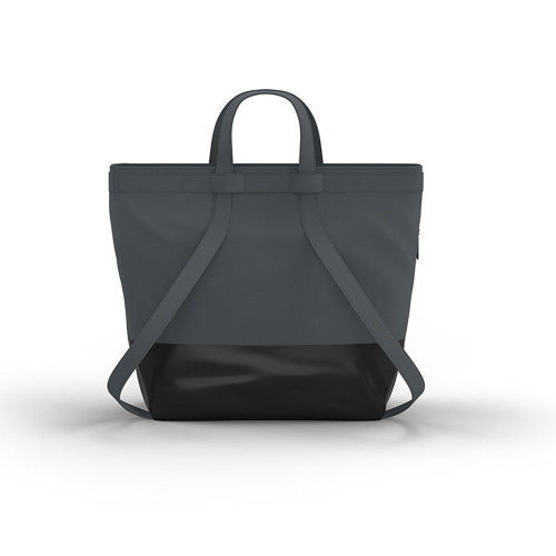 Quinny Changing Bag - Graphite (back)