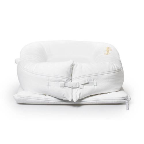 Sleepyhead Grand Pod - Pristine White (strap end)