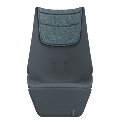Quinny Seat Liner - Graphite (front)