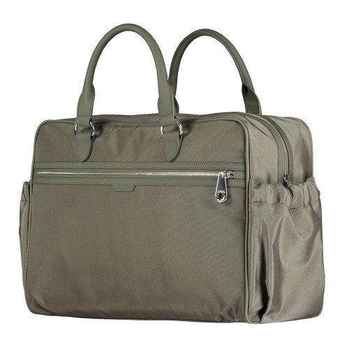 iCandy The Bag - Khaki (angle to right)