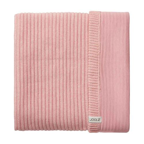Joolz Essentials Blanket - Ribbed Pink
