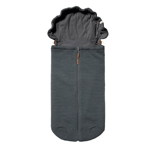 Joolz Essentials Nest - Ribbed Anthracite