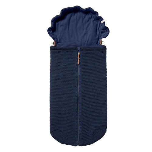Joolz Essentials Nest - Ribbed Blue