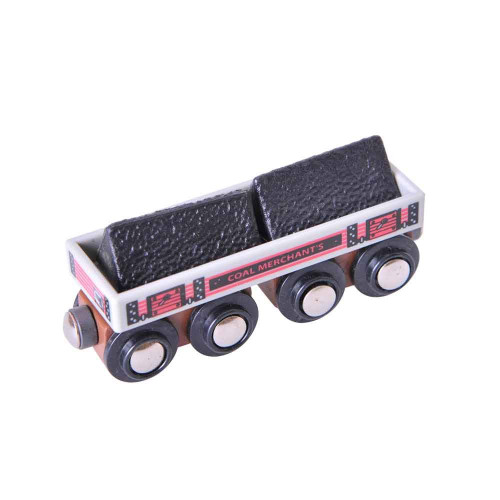 Bigjigs Big Coal Wagon
