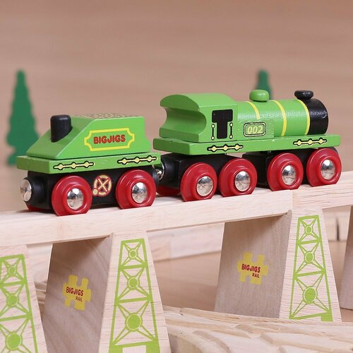 BigJigs Big Green Engine
