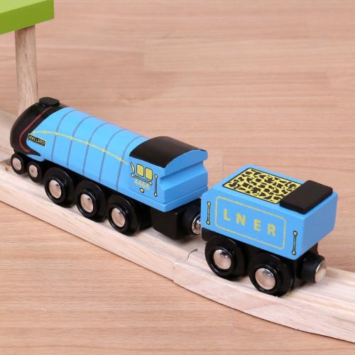 Bigjigs Mallard Train