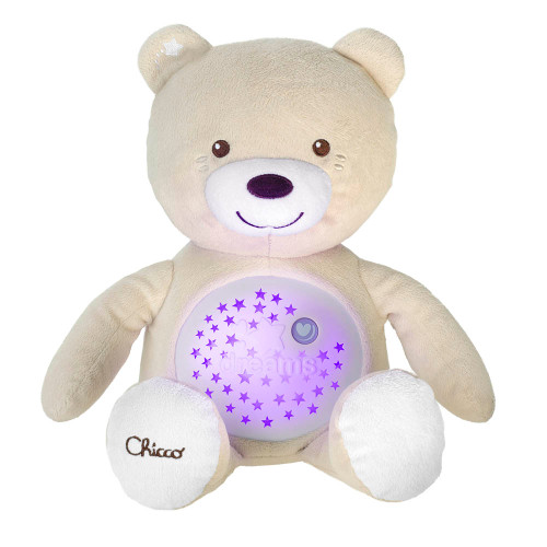 Chicco First Dreams Bear Night Projector - Neutral